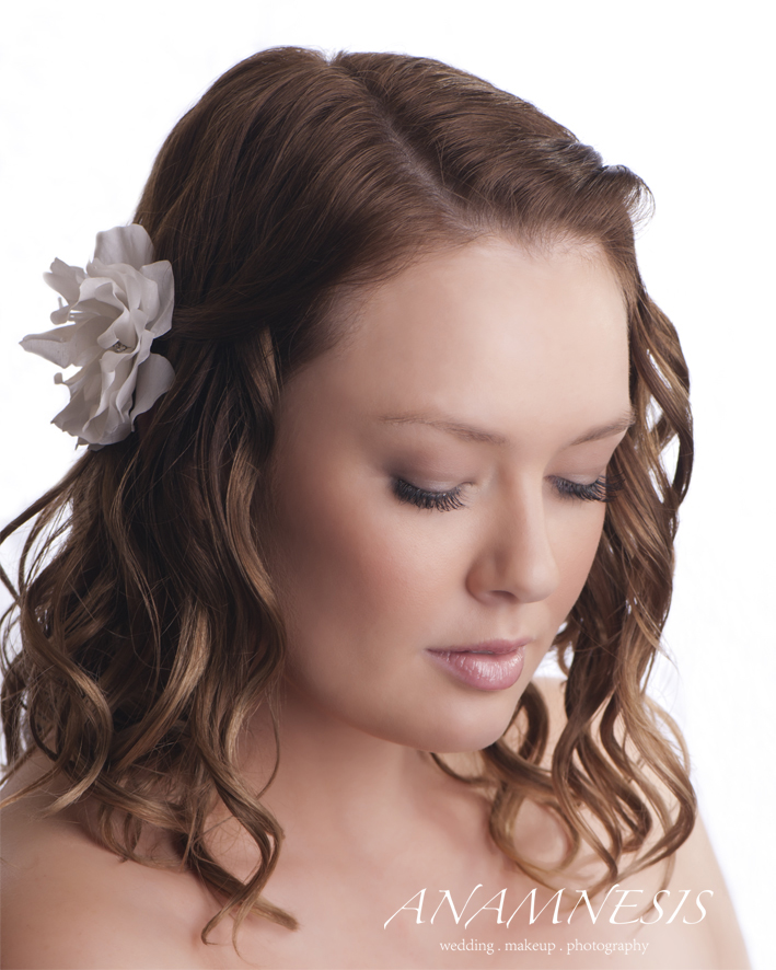 Bridal Hair Makeup Look 1