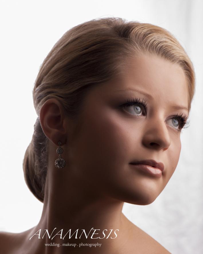 Bridal Hair Makeup Look 2